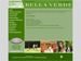 The pet friendly page for the Belle Verde Apartments website.