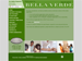 The rental application page for the Belle Verde Apartments website.