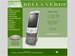 The contact us page for the Belle Verde Apartments website.