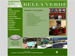 The property features page for the Belle Verde Apartments website.