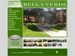 The photo gallery page for the Belle Verde Apartments website. Hovering over the thumbnail images in the footer panel will update the full size image with a corresponding image.