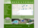 The location and directions page for the Belle Verde Apartments website. This page includes a Walk Score map centering around the property's location.