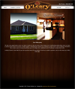 One version of the home page for the O'Leary Builders website.