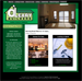 Another version of the home page for the O'Leary Builders website.