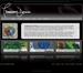 Website homepage for TSunriseBey Designs.