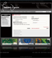 Magento's six step checkout and purchase process integrated in a theme consistent with the remainder of the website.