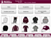 Custom Apparel Categories For Men